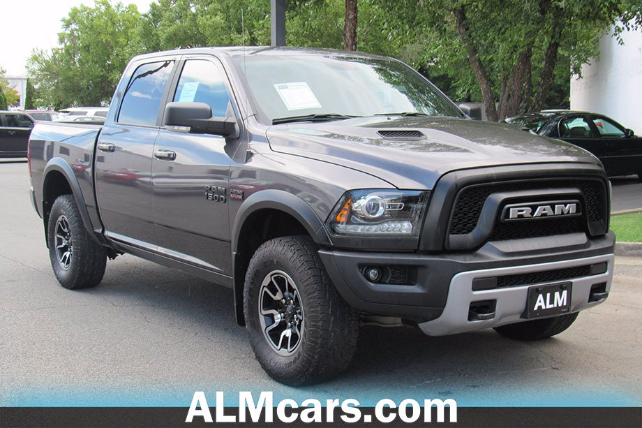 Pre-Owned 2017 Ram 1500 Rebel