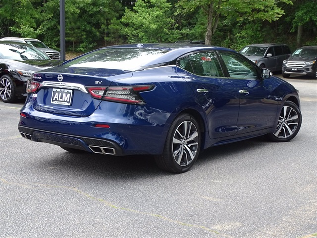 Pre-Owned 2020 Nissan Maxima 3.5 SV