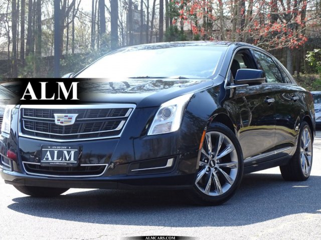 Pre-Owned 2017 Cadillac XTS Livery Package