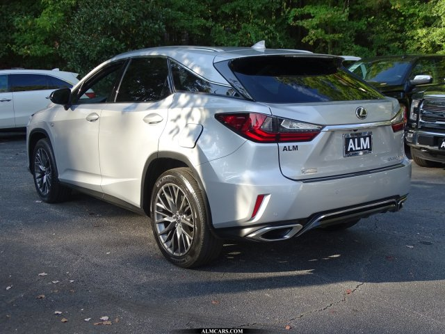 Pre-Owned 2017 Lexus RX RX 350 F Sport
