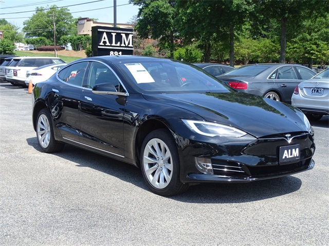 Pre-Owned 2018 Tesla Model S P100D