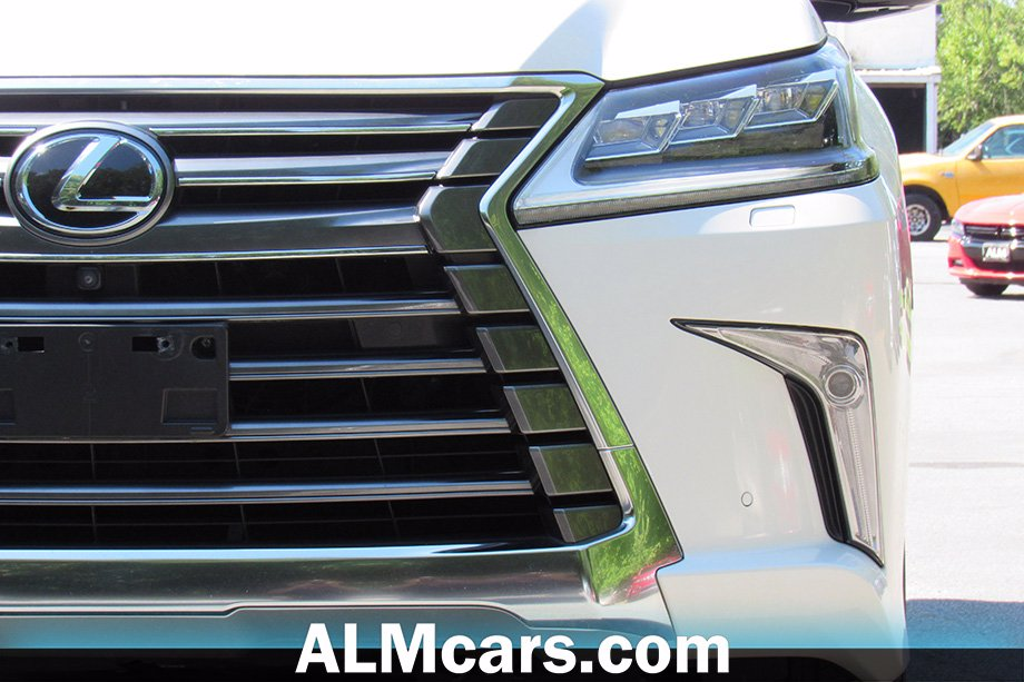 Pre-Owned 2017 Lexus LX LX 570
