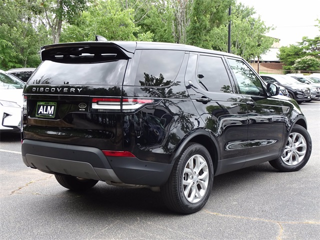 Pre-Owned 2019 Land Rover Discovery SE