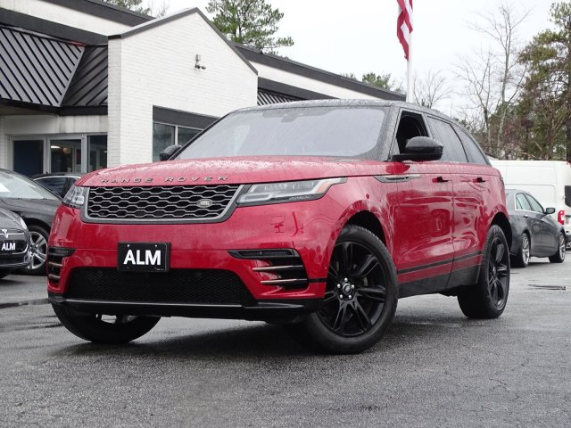 Pre-Owned 2018 Land Rover Range Rover Velar R-Dynamic SE