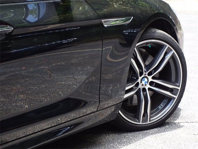 Pre-Owned 2018 BMW 6 Series 650i Gran Coupe