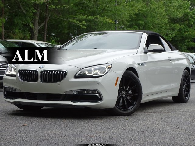2017 BMW 6 Series >> Pre Owned 2017 Bmw 6 Series 640i With Navigation