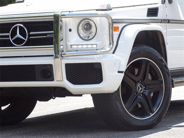 Pre-Owned 2017 Mercedes-Benz G-Class G 63 AMG®