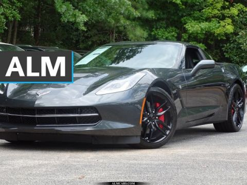 Pre-Owned 2019 Chevrolet Corvette 2LT