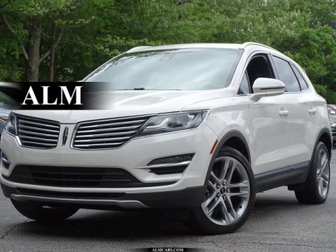 Pre-Owned 2016 Lincoln MKC Reserve With Navigation & AWD