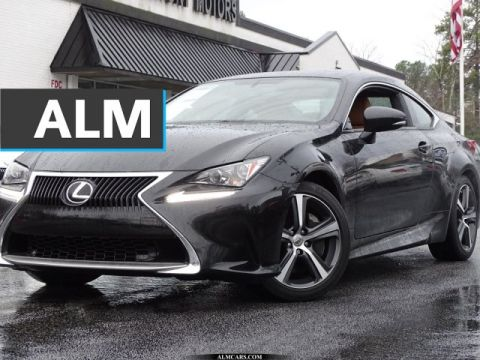 Pre-Owned 2017 Lexus RC RC Turbo