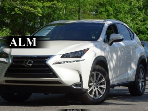 Pre-Owned 2016 Lexus NX 200t Base FWD Sport Utility
