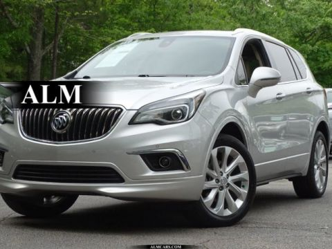 Pre-Owned 2016 Buick Envision Premium II With Navigation & AWD