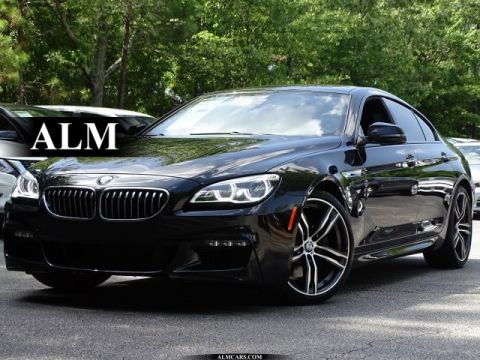 Pre-Owned 2018 BMW 6 Series 640i