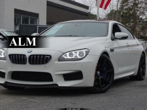 Pre-Owned 2015 BMW M6 Gran Coupe