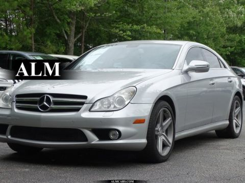 Pre-Owned 2010 Mercedes-Benz CLS CLS 550