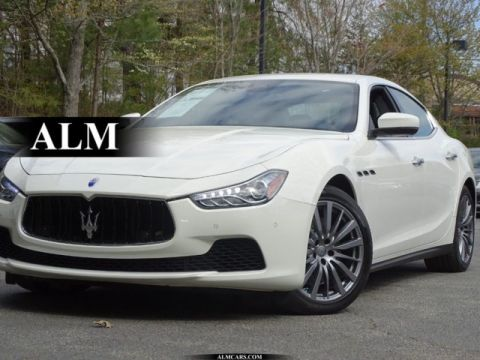Pre-Owned 2017 Maserati Ghibli S With Navigation